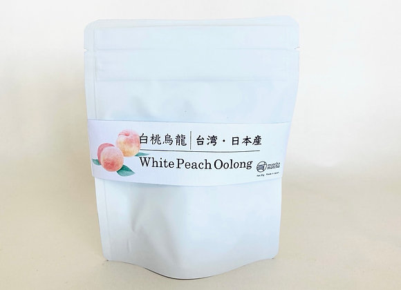 White Peach Oolong (teabag)