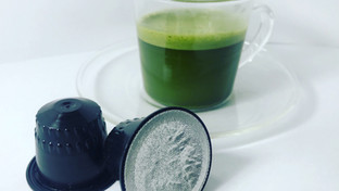 Matcha Capsules saves time and tastes great!!!