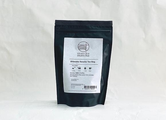 Shizuoka Sencha Tea Bag 120g (4g x 30pcs)