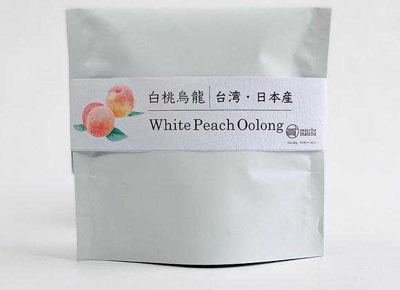 White Peach Oolong (teabag)