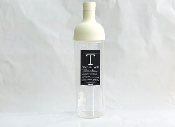 White Tea Filter Bottle (750ml)