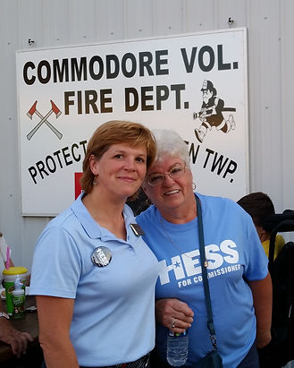 Sherene and Judy at Cookport.jpg