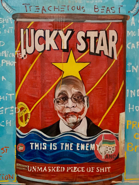 Lucky Star - Jacob Zuma