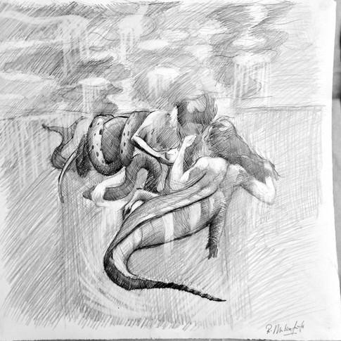 Ronald Muchatuta The Watersnake.jpg