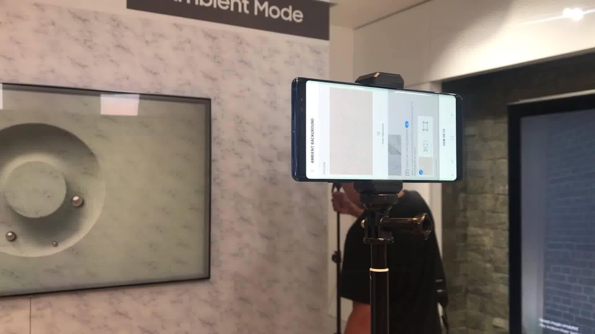 【CMK實拍】Samsung -「環境模式」(Ambient Mode)