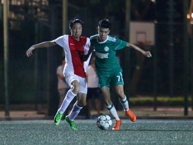 大埔U18    足總盃8強止步