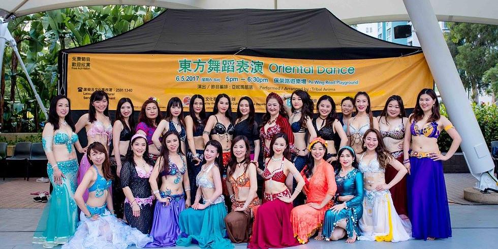 東方舞蹈表演 - 中東舞