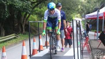 香港公路單車錦標賽(個人計時賽)
