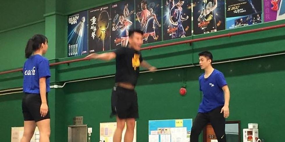 大埔體育會《競技體操及彈網比賽》