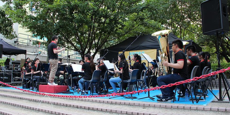 管樂演奏會(免費節目)