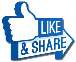 Facebook-Share-like