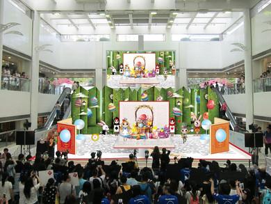 大埔超級城復活節活動    適合親子體驗