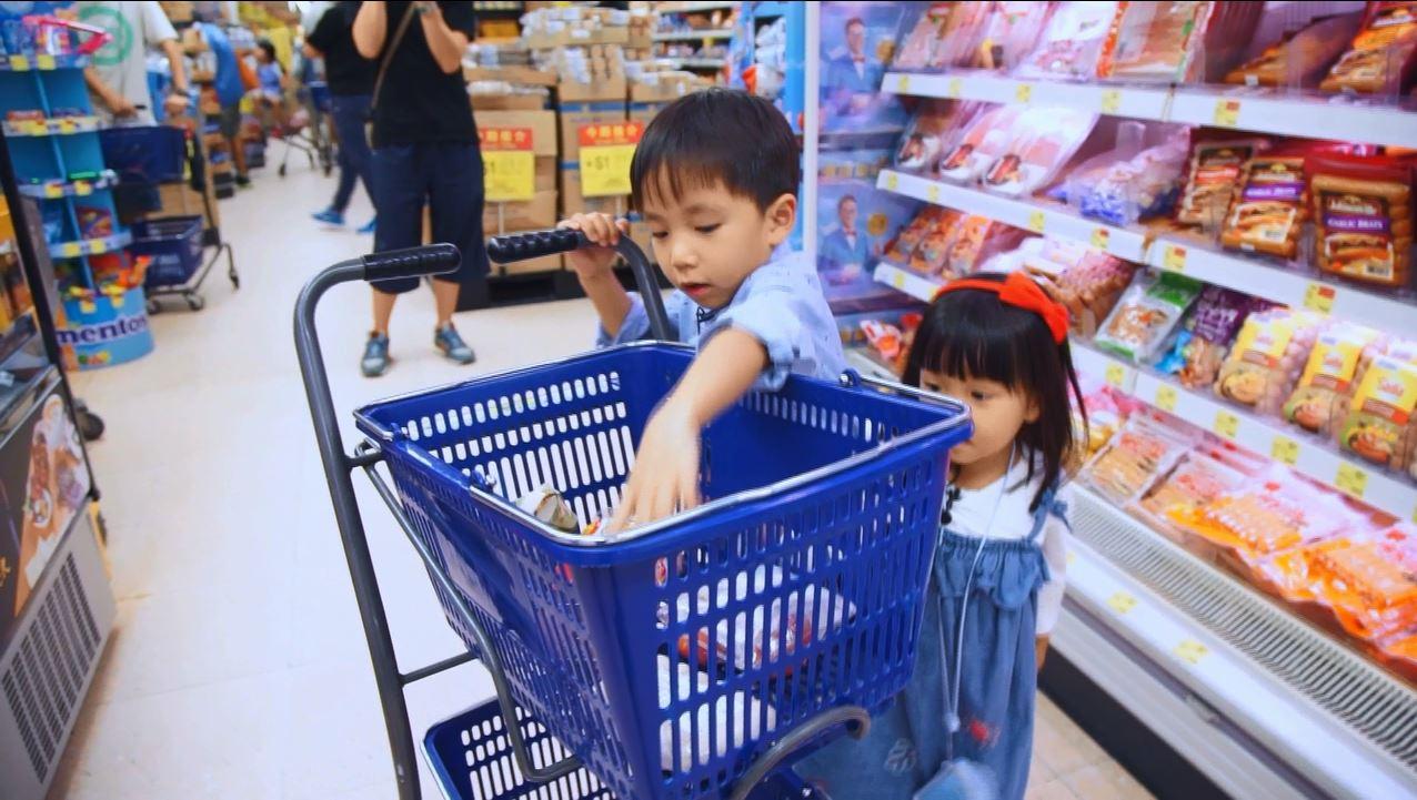 全職小孩逛超市-第3集