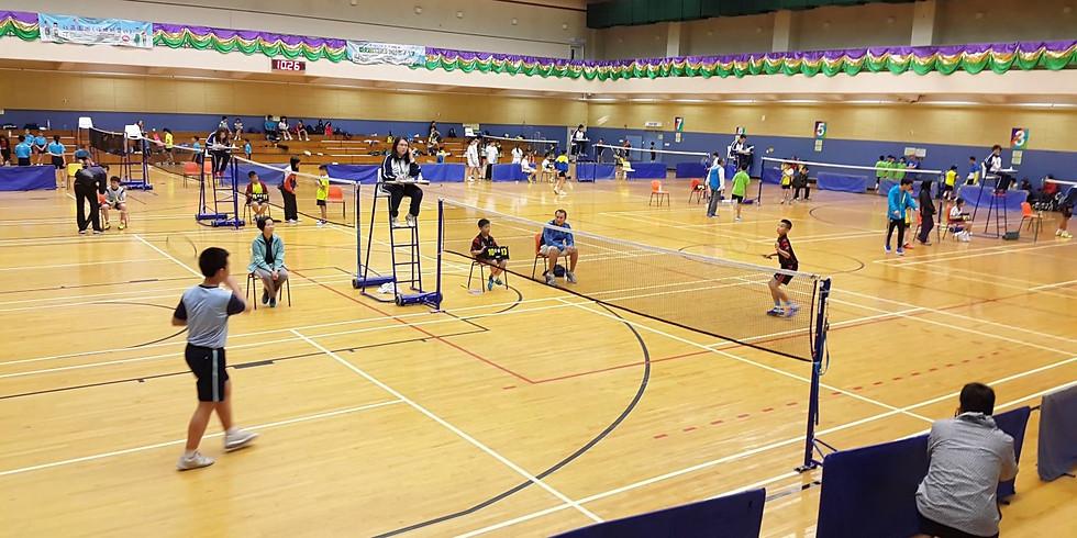 (總決賽)大埔區小學校際羽毛球比賽