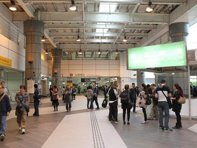 大埔墟站 -  大埔火車及地鐵(MTR)資訊