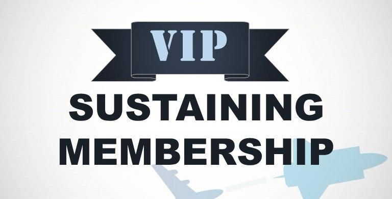 VIP - Sustaining Membership