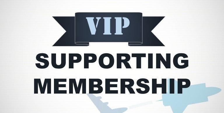 VIP - Supporting Membership