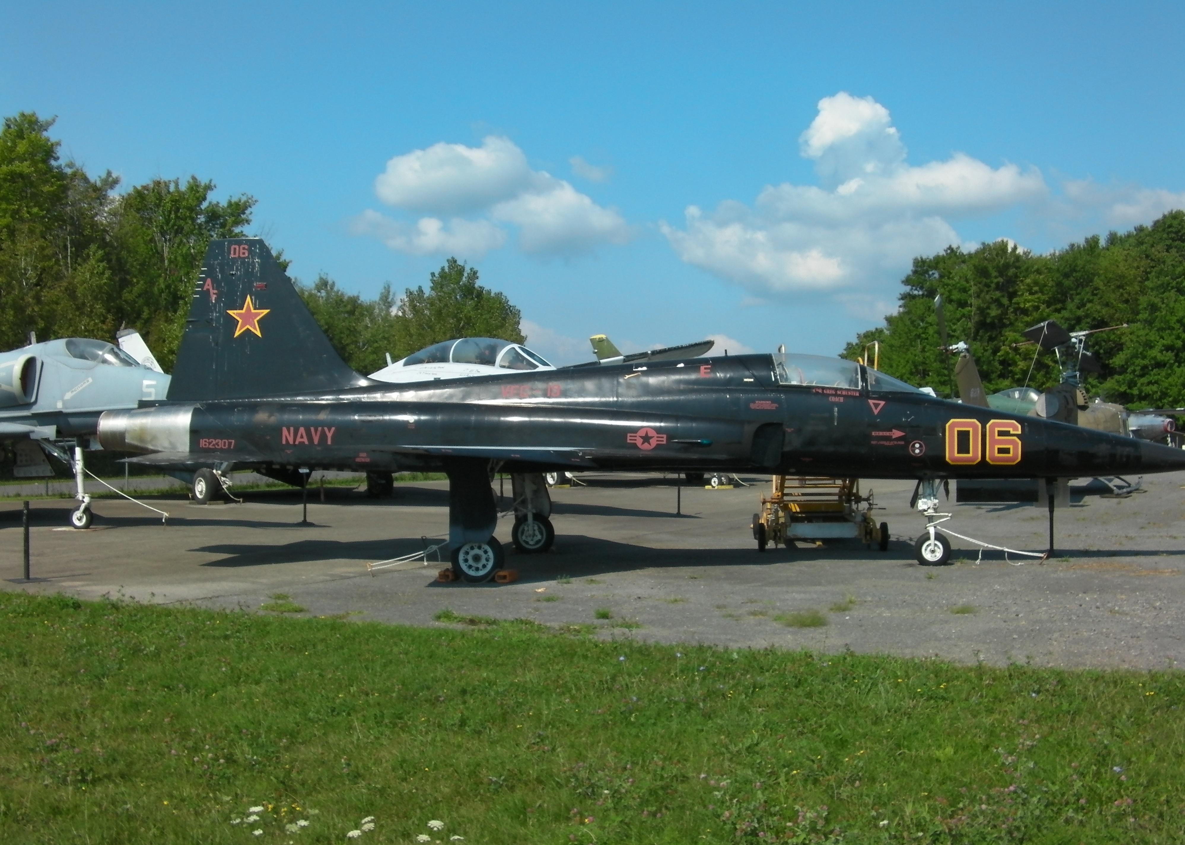 Northrup F-5E Tiger