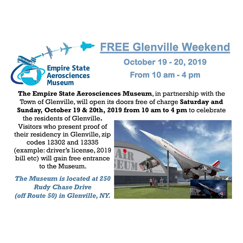 Glenville Appreciation Weekend