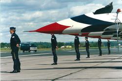Thunderbirds Line up