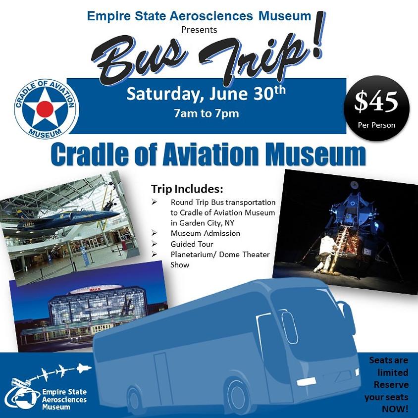 Cradle of Aviation Bus Trip