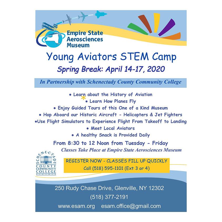 Young Aviators STEM Camp