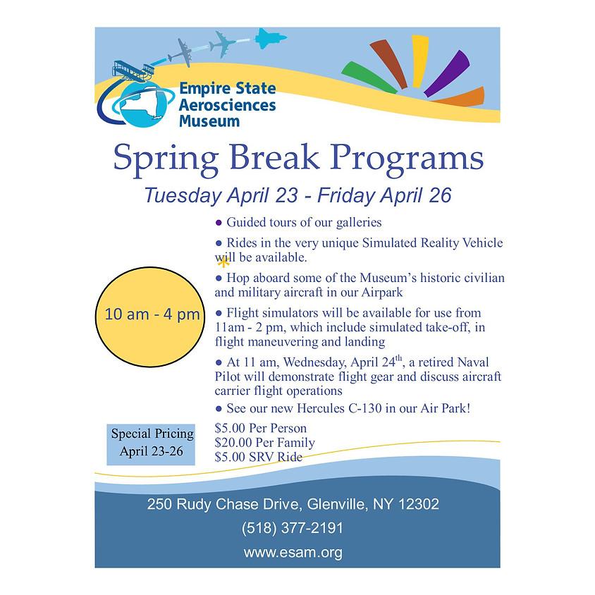 Spring Break Programs