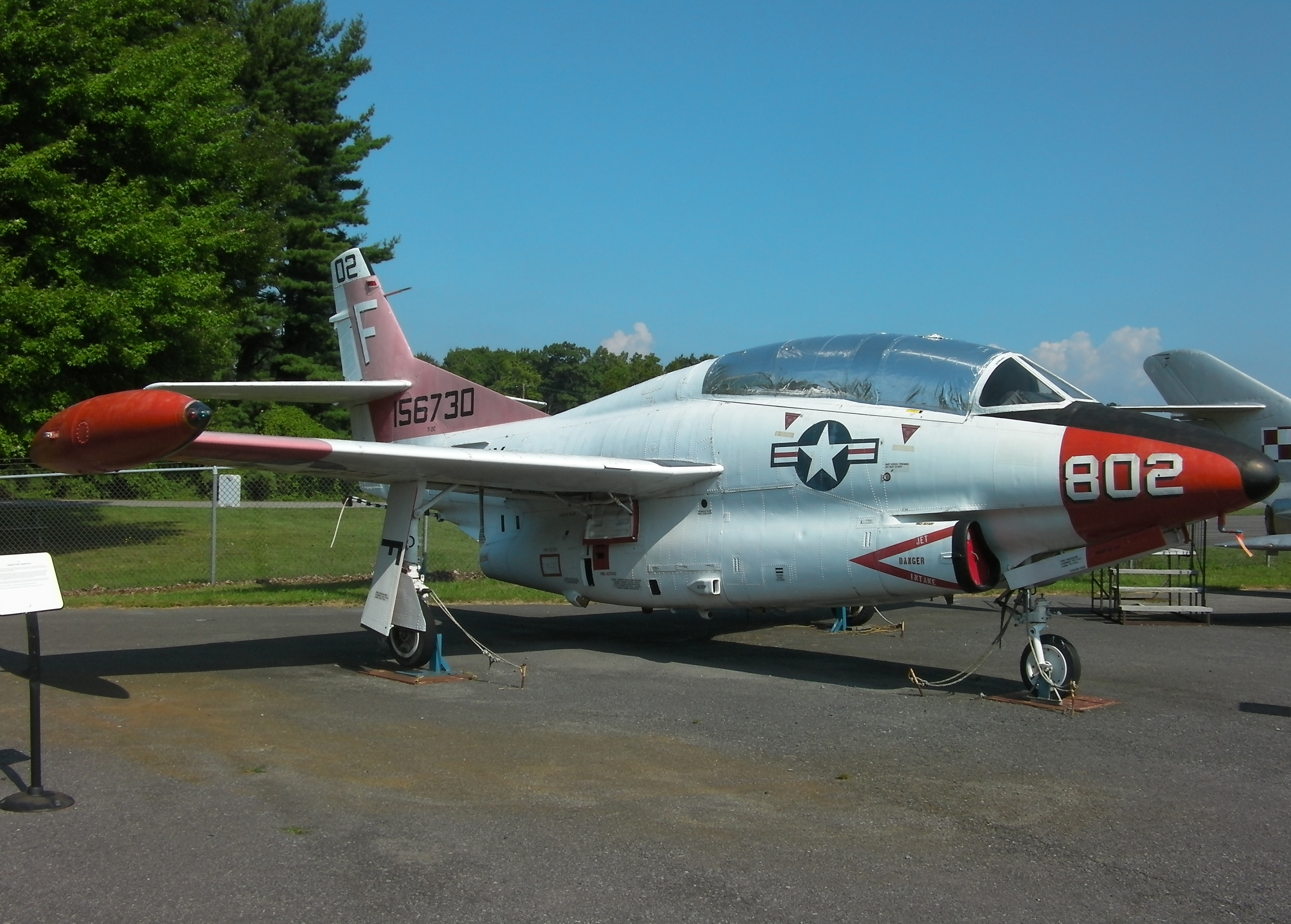 North American T-2 Buckeye