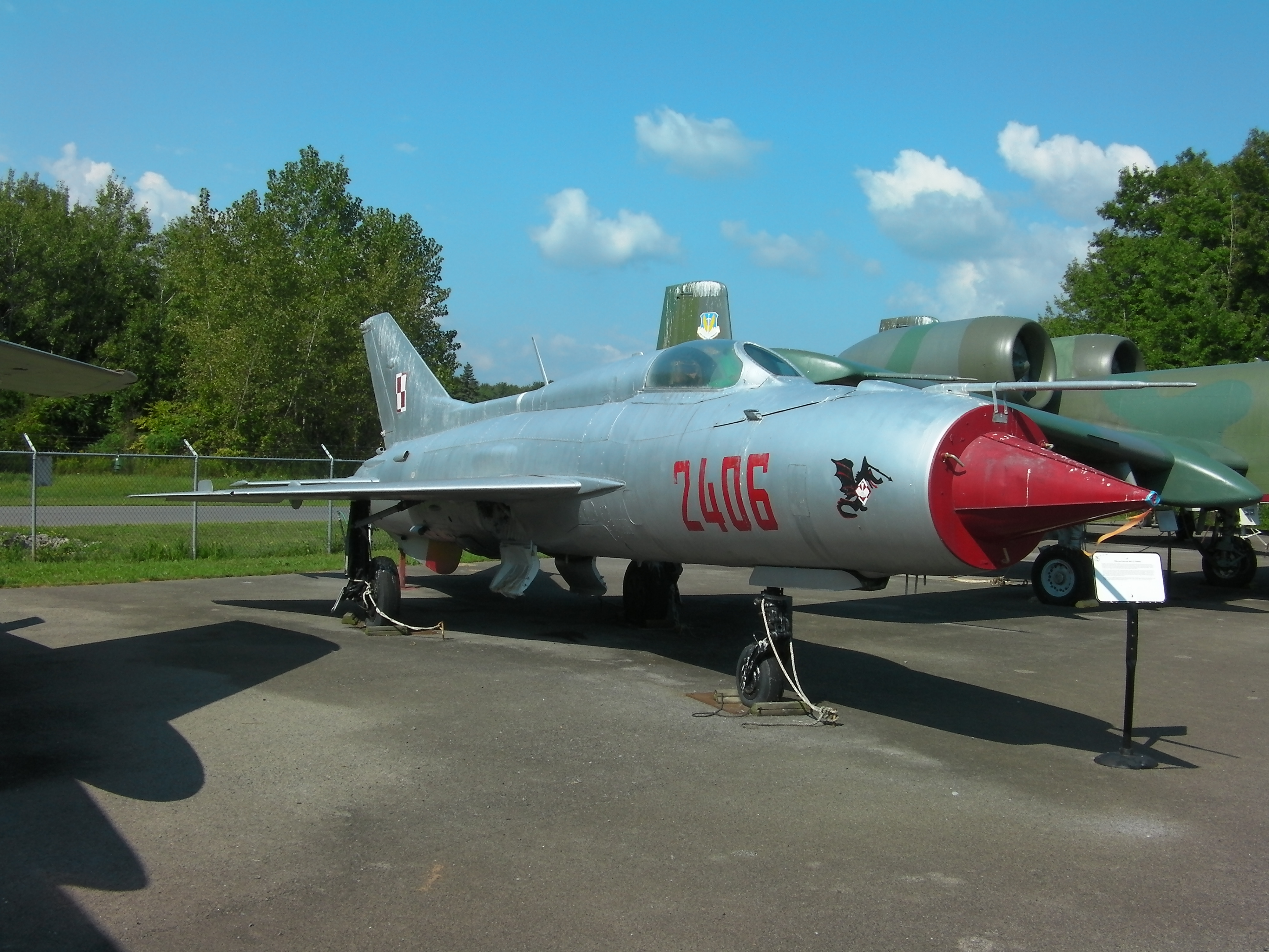 Mikoyan-Gurevich MiG-21 Fishbed
