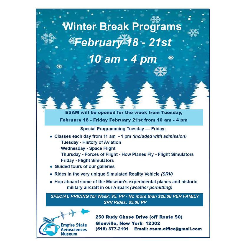 ESAM Winter Break Programs