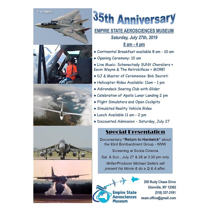 ESAM's 35th Anniversary Celebration!