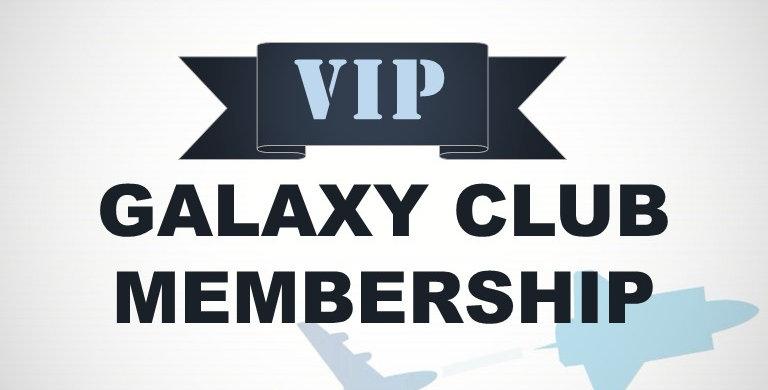 VIP - Galaxy Club Membership