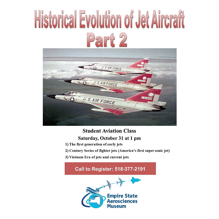 Historical Evolution of Jet Aircraft Part 2