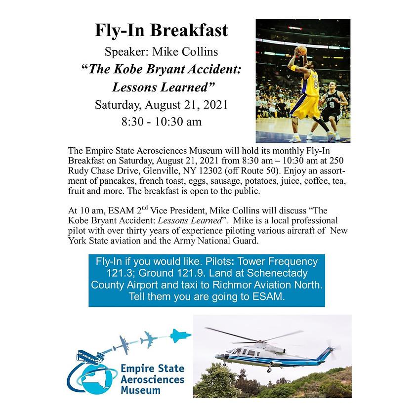 ESAM Fly-In Breakfasts