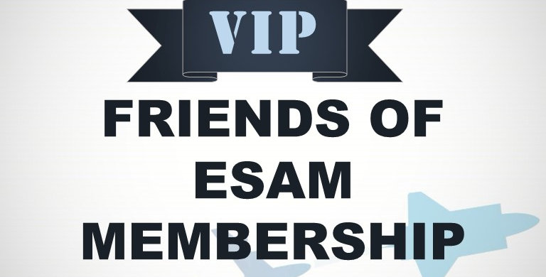 VIP - Friends of ESAM Membership