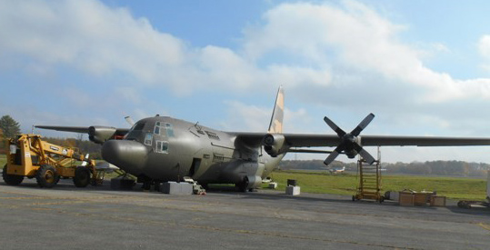 Lockheed C-130 Hercules (Credible Sport)