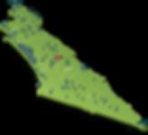 israel map last mile