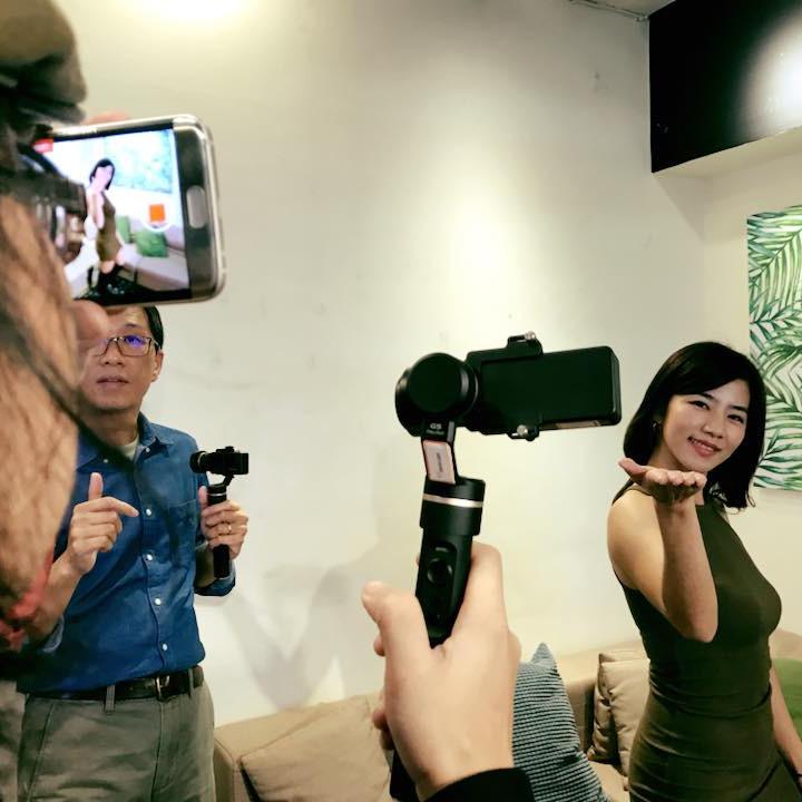 3D video shooting workshop
