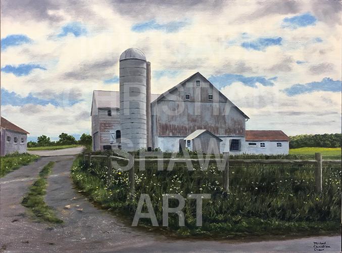 """""""Esbenshade Road Farm"""""""