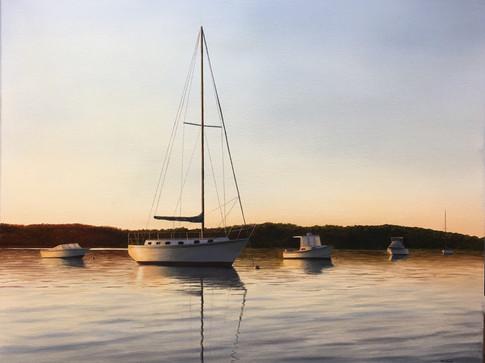 Wellfleet Harbor Sunrise