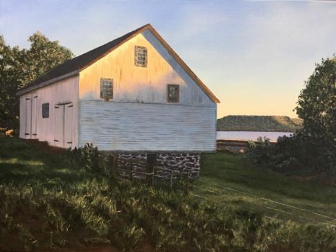 """Evening on the Susquehanna"""