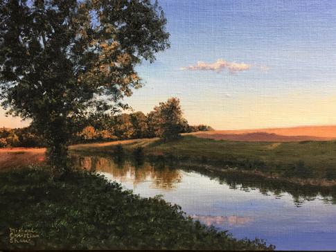 Reflections on Pequea Creek.jpg