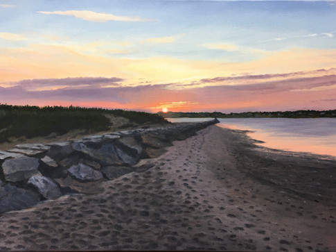Days End- Indian Neck
