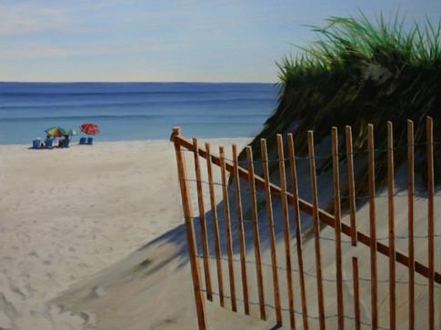 Late Summer, Ballston Beach