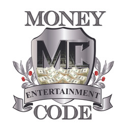 MONEY CODE ENTERTAINMENT  Final logo Design