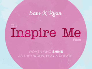 THE INSPIRE ME FILES: Coming Soon
