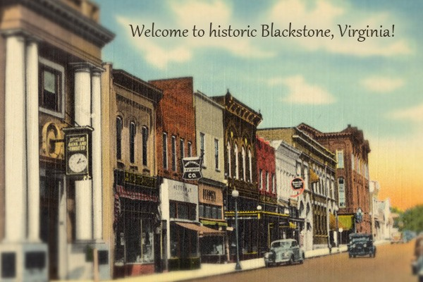 historic blackstone