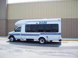 Blackstone Area Bus