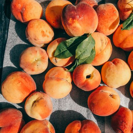Fun Facts about Peaches!