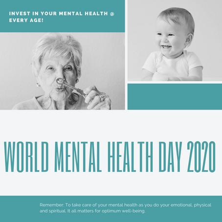 Nurture Your Mental Health!